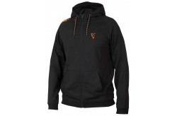 Fox Collection Orange & Black Hoodie