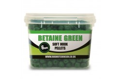 Betaine Green 6mm Soft Hook Pellet