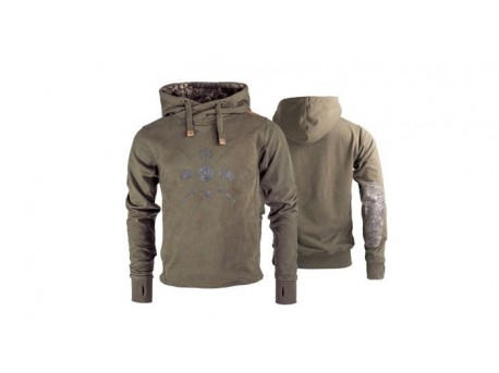 Nash Tackle ZT Elements Ice Hoody Hoodie Carp Fishing *NEW FOR 2018*