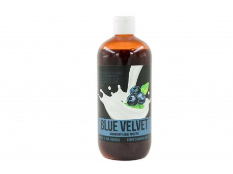 Liquid Additive Blu Velvet 500 ml