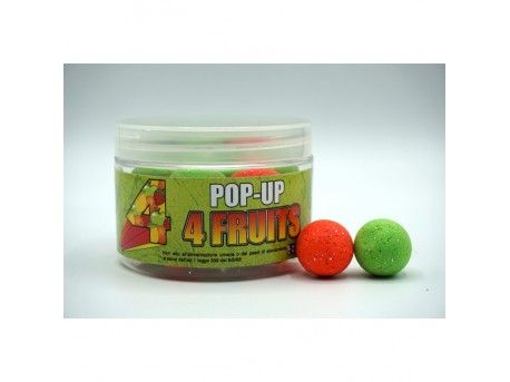 Pop Up 4 Fruit 10-14 mm