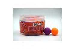 Pop Up Red Krill 10- 14 mm