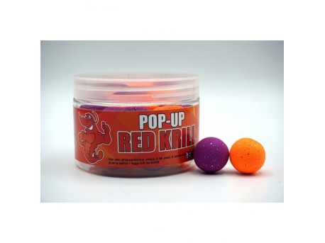 Pop Up Red Krill 10- 14 mm
