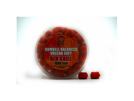 Dumbell Vulcan Soft Red Krill