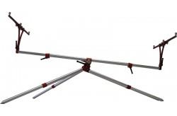 Revolution Acciaio & Rosso 3 e 4 Rods
