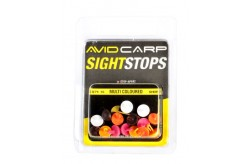 Avid Carp Sight Stops Short Yellow