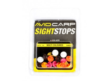 Sight Stops Short Multi Coloured