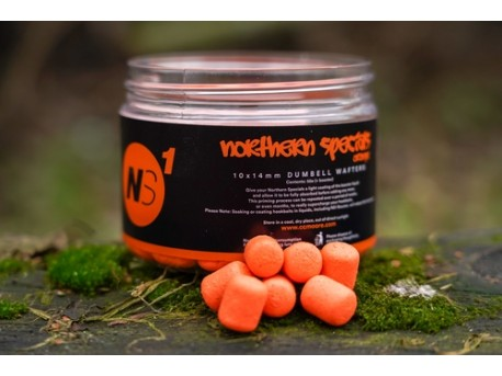 NS1 Northern Special Dumbell Wafters - 10x14mm
