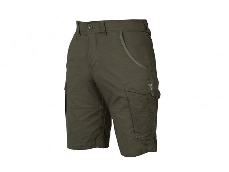 Fox Collection Shorts Green/Silver