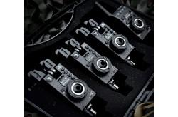 Mk1 Super+ 3 Rod Alarm Set 3+1