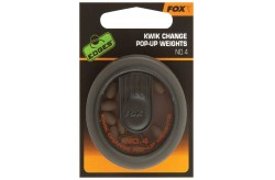 Kwik Change Pop-up Weights No. 1-4