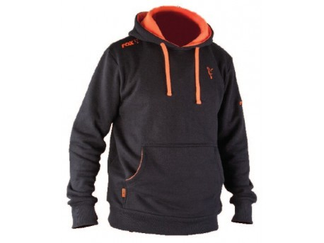 Black & Orange Hoody Options