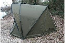 Work Bivvy Complet 1 man 5000m (External + camera interna)