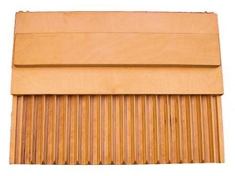 Tavola rullaggio boilies in legno 30mm faggio marino - Tavola legno lamellare faggio ...