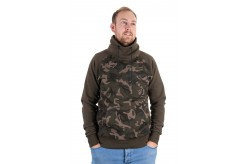 Fox High Neck Pullover Khaki/Camo