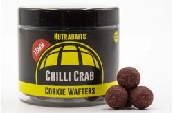 Nutrabaits Chilli Crab Corkie Wafter Hookbait Range 15 mm