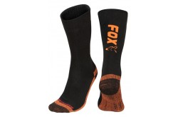 Fox Thermolite Long Sock Black/Orange