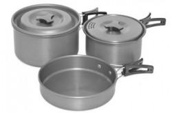 Trakker Armolife 3-Piece Cookware Set