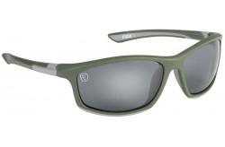 Fox Sunglasses Green-Silver