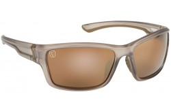 Fox Sunglasses Trans Khaki Brown