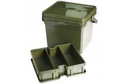 RidgeMonkey Compact Bucket System 7.5 lt