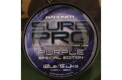 Gardner Sure Pro Special Edition Purple