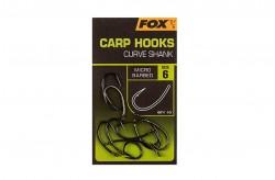 Fox Carp Hook Curve Shank