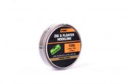 Zig + Floater Hooklink 15 LBS lb(6,8 KG) 0,28