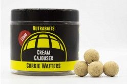 Nutrabaits Corkie Wafter Hookbait Range Cream Cajouser 15mm