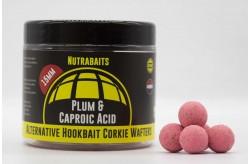 Nutrabaits Corkie Wafter Hookbait Range Plum & Caproic 15mm