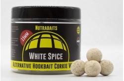 Nutrabaits Corkie Wafter Hookbait Range White Spice 15mm