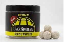 Nutrabaits Corkie Wafter Hookbait Range Liver Supreme 15mm