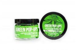 Velvet Bait Green Pop Ups