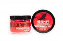 Velvet Bait Red Pop Ups