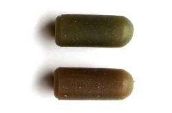 Buffer bead 15mm green 20pz