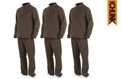 Chunk Mid Layer Comfort Set Khaki