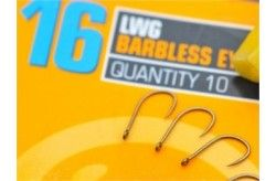 LWG Barbless spade end