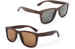 Nash Bamboo Sunglasses