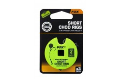 Edges Short Chod Rig