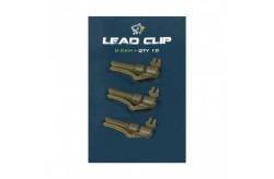Standard lead clip