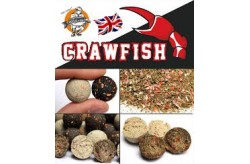 Carptrack Boilies Crawfish Black e White
