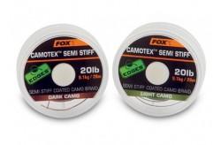 Camotex Semi stiff 25 lb Dark camo