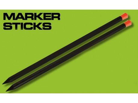 "Fox Carp Fishing 24/"" Marker Distance Sticks"