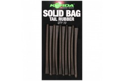 Solid Bag Tail Rubber