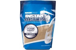 Nash Instant Action Cappuccino Pellet 2mm 750G
