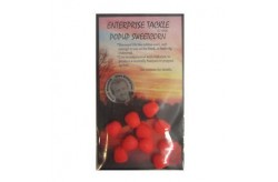 Pop-up Imitation Sweetcorn red (strawberry flavour) • 10pz