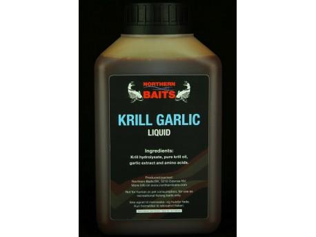 Krill Garlic Liquid 500ml