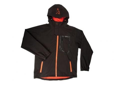 Softshell jacket Black/Orange