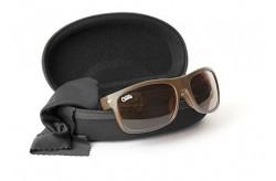 CHUNK™ Avius Sunglasses - Brown Fade Frame/ Brown Gradient Lens