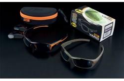 Fox Vario Green Frame with 3 lenses